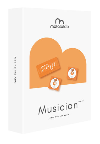 Ресурсный набор Matatalab Musician Add-on