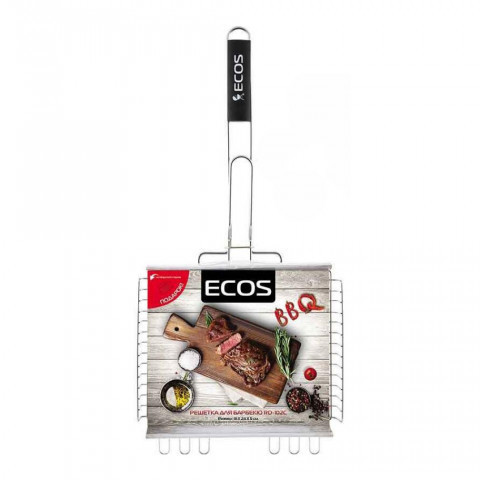 Решетка для барбекю ECOS RD-102C 31х24х5х65см