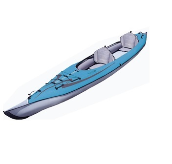 Expedition Touring Advancedframe® Convertible Elite inflatable kayak
