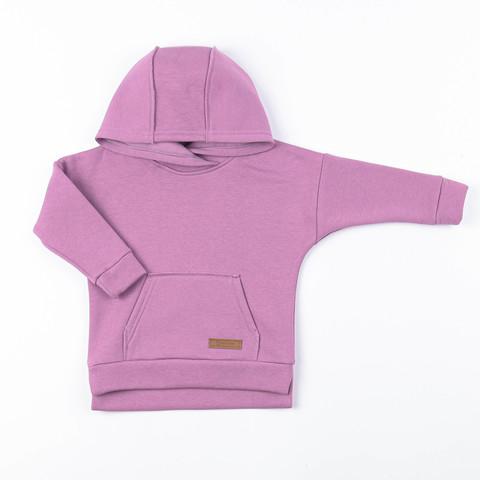 Warm hoodie - Lilac
