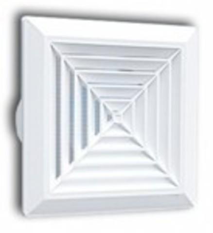 Решетка с фланцем ПК 160х125