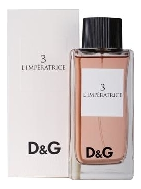 Dolce & Gabbana Anthology L'Imperatrice 3 EDT