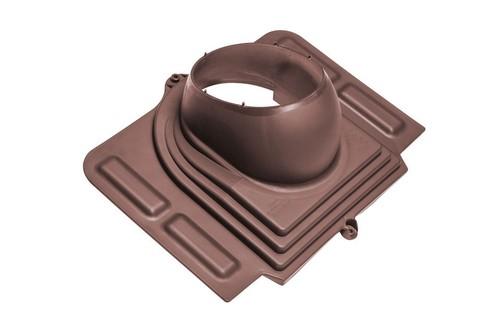 Проходной элемент Vilpe PELTI шоколадный