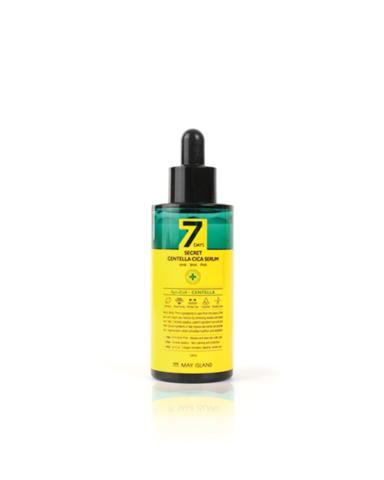 МСЛ 7Days Сыворотка для лица 7days secret centella cica serum