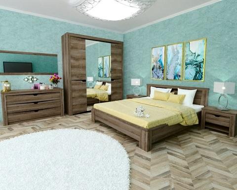 Спальня модульная ГАРДА-7