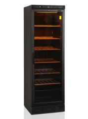 Шкаф винный черный Tefcold CPV1380-I фото