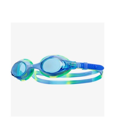Очки Kids Swimple Tie Dye, LGSWTD/487, голубой
