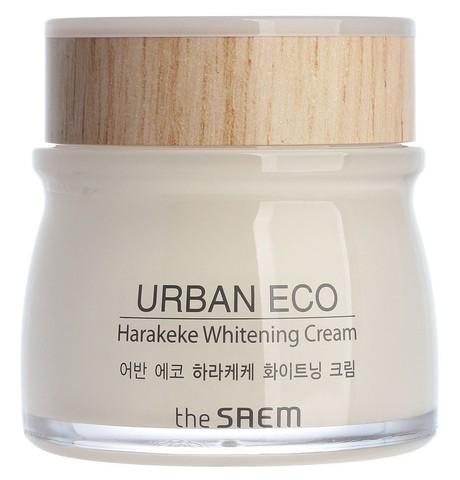 СМ Harakeke W. Крем для лица осветляющий с экстрактом новозеландского льна Urban Eco Harakeke Whitening Cream 60мл