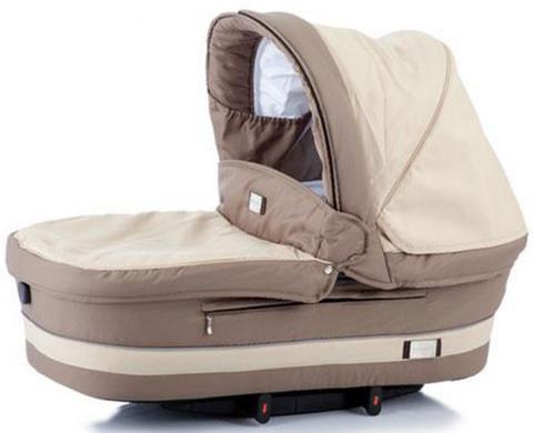 Люлька Baby Care Sonata dark/grey