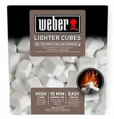 Кубики для розжига Weber
