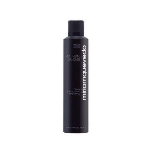 MIRIAM QUEVEDO   Успокаивающий бриллиантовый сухой шампунь-люкс / Platinum & Diamonds Scalp Soothing Dry Shampoo, (300 мл)