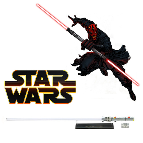 FX Lightsaber - Darth Maul Battle Damaged