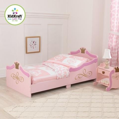 """Детская кровать """"Принцесса"""""""