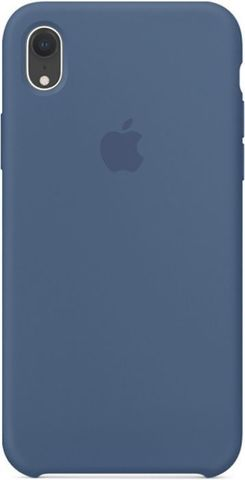 Чехол-накладка силиконовый Silicone Case для iPhone XR (6.1