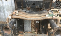 Стабилизатор задний (50 ММ MAN 81437156105) Задний стабилизатор МАН ТГЛ/MAN TGL