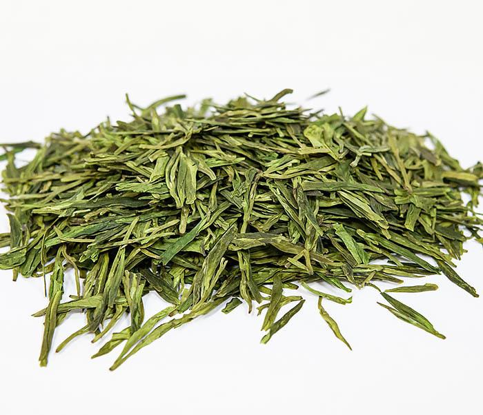 TEA-CH104-2 Зеленый чай Колодец дракона (Лун Цзин Си Ху, сорт «A», 10 гр)