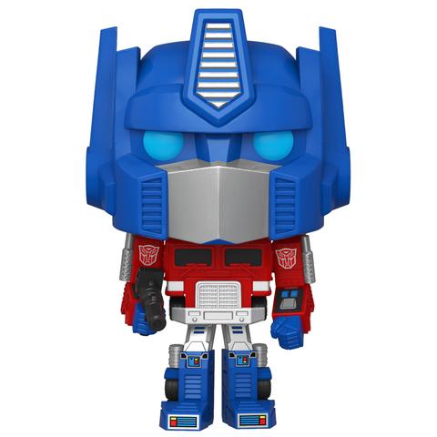 Фигурка Funko POP! Vinyl: Transformers: Optimus Prime 50965