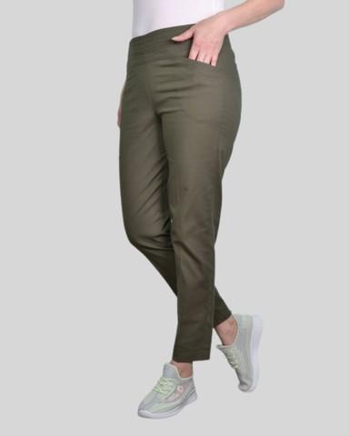 Женские брюки (Лен)