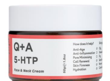 Q+A 5НТР Face & Neck Cream крем для лица и шеи 50г