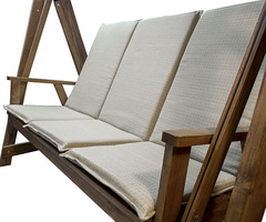 Подушка Comfort plus для качелей Flоresta ceрые