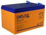 Аккумулятор Delta HR 12-51 W ( 12V 12Ah / 12В 12Ач ) - фотография