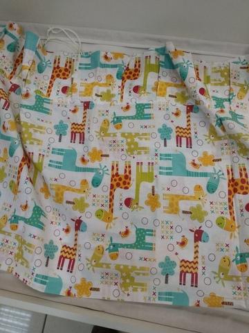 Комплект постельного белья Жирафы
