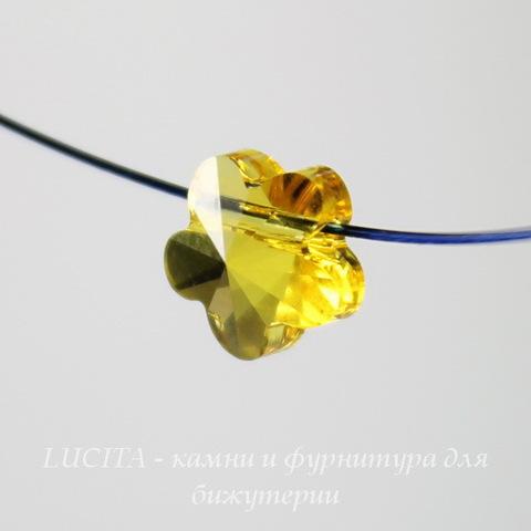 5744 Бусина в виде цветка Сваровски Sunflower 8 мм ()