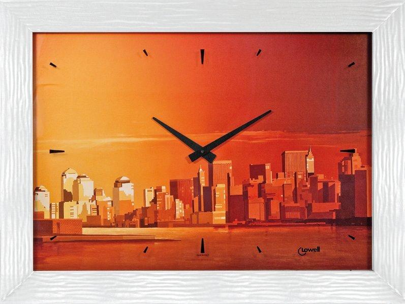 Настенные часы Lowell 11749