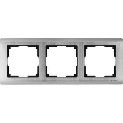 Werkel Рамка W0031602 (WL02-Frame-03) глянцевый никель