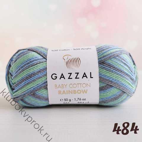 GAZZAL BABY COTTON RAINBOW 484,