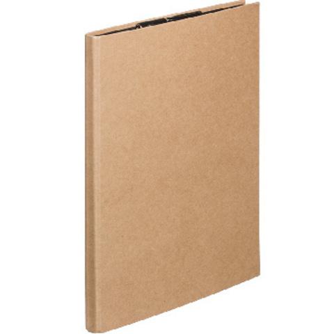 Папка-планшет Attache Loft A4 бумажная бежевая с крышкой
