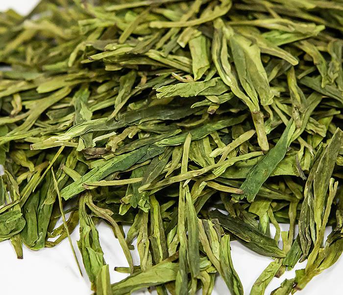 TEA-CH104-2 Зеленый чай Колодец дракона (Лун Цзин Си Ху, сорт «A», 10 гр) фото 03