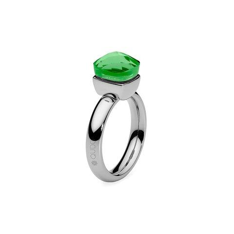Кольцо Firenze peridot 17.8 мм 610844/17.8 G/S