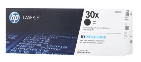 Оригинальный картридж HP CF230X 30X, черный
