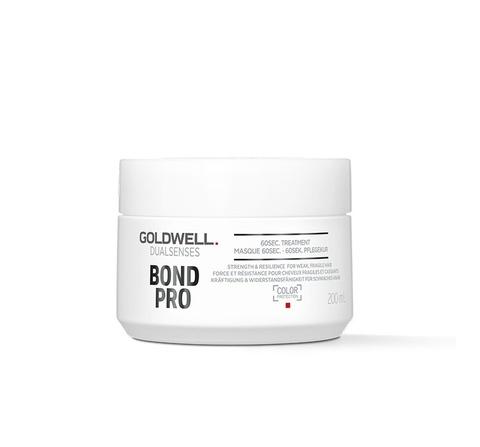 Уход укрепляющий за 60 секунд для ломких волос Goldwell dualsenses bond pro treatment 60 sec. 75 мл
