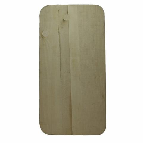 Доска разделочная деревянная 60*30*3 см