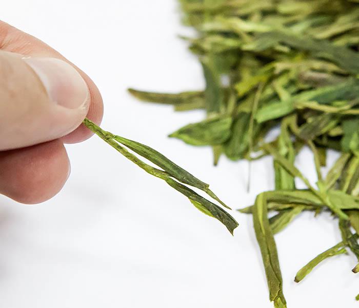 TEA-CH104-2 Зеленый чай Колодец дракона (Лун Цзин Си Ху, сорт «A», 10 гр) фото 04