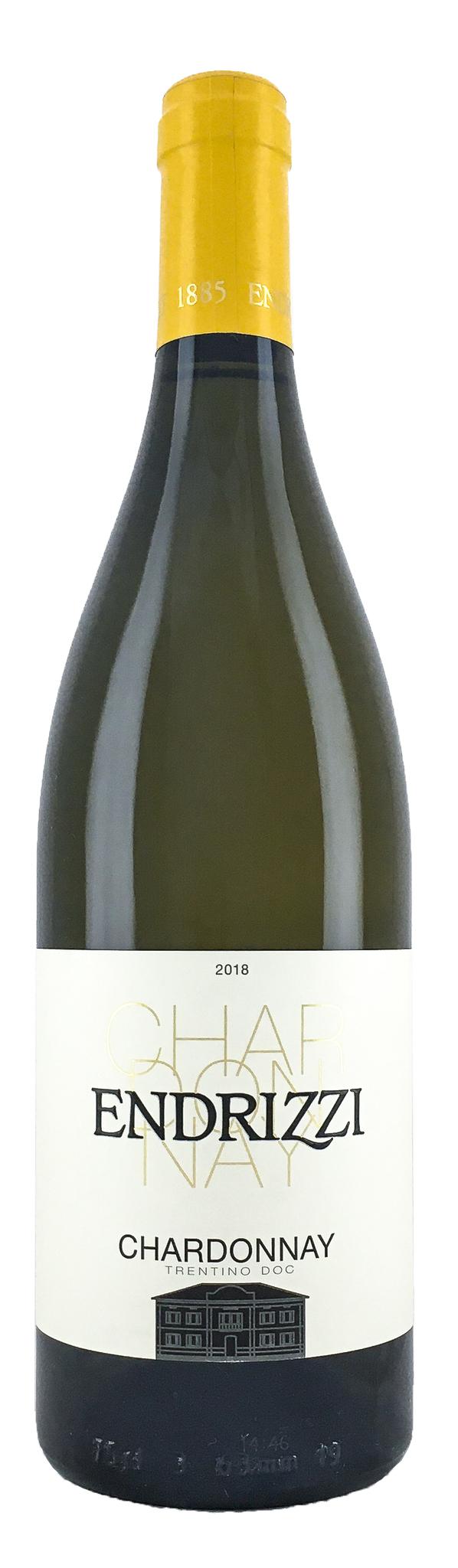 Вино Шардоне Трентино сухое белое з.н.м.п. рег.Трентино Италия кат.DOC 0,75л.