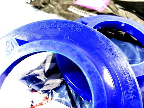 Подушки задних пружин нижние Лада Веста (седан, SW) полиуретан
