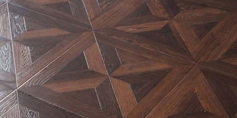 Художественный ламинат Lamiwood Antiquary Дуб Бушерон 846