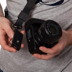 Плечевой ремень Caden Quick Strap (BLACK)