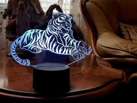 Светильник Тигр