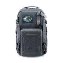 Рюкзак с коробками Aquatic РК-02 рыболовный (т.серый)