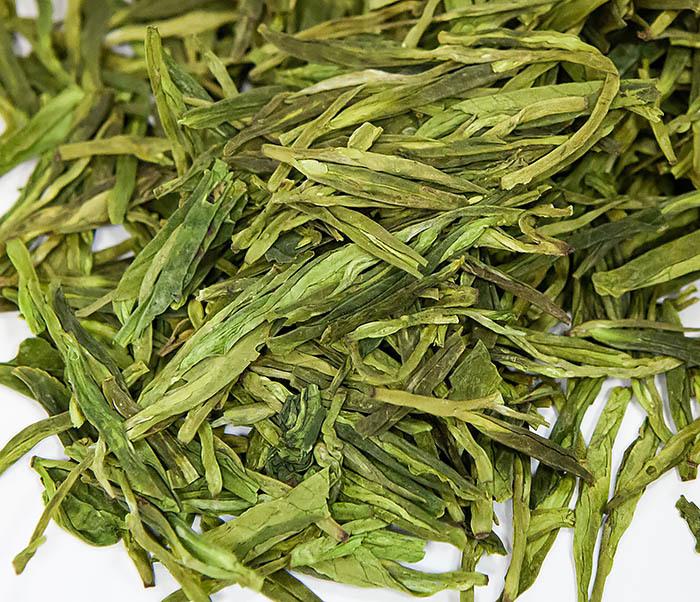 TEA-CH104-2 Зеленый чай Колодец дракона (Лун Цзин Си Ху, сорт «A», 10 гр) фото 05