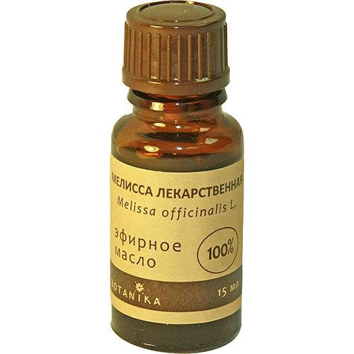Мелисса лекарственная - эфирное масло