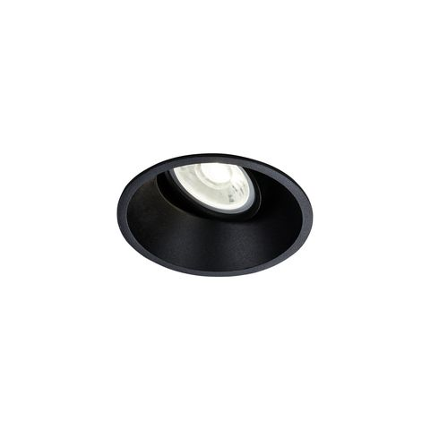 Встраиваемый светильник Maytoni Dot DL028-2-01B