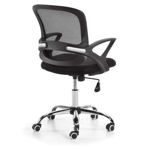 Поворотное кресло Lambert черное
