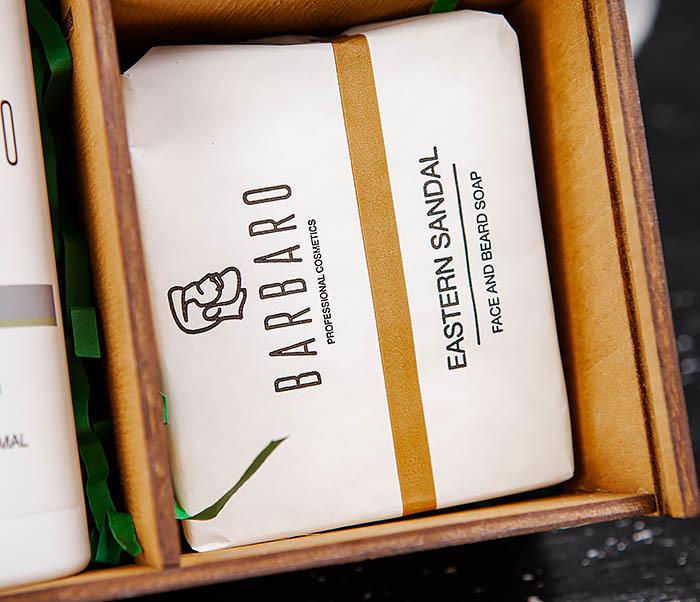 Подарочный набор косметических средств для бородача от «Barbaro» фото 03