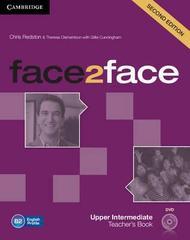 Face2Face 2Ed Upper Intermediate TB + DVD