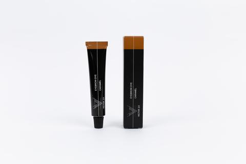 Краска для бровей VECTOR 2.0 Caramel (коричневый с желтым подтоном) 20мл